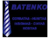 Corbatas Batenko